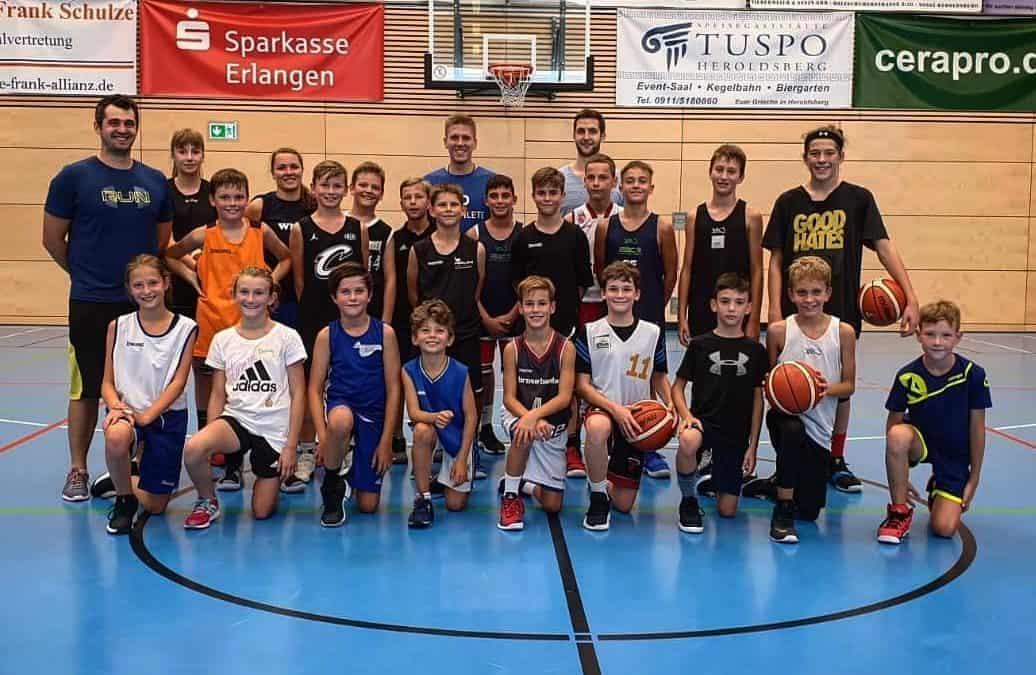 Indoor-Trainingscamp in Erlangen