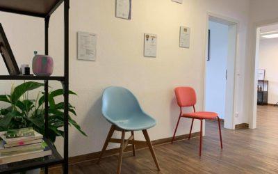 Praxiseröffnung in Erlangen