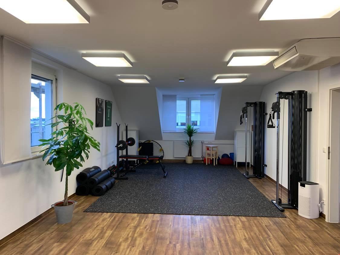 Sportraum Ihrer Smart Physiotherapie Am Pestalozziring 1, 91058 Erlangen (Eltersdorf)