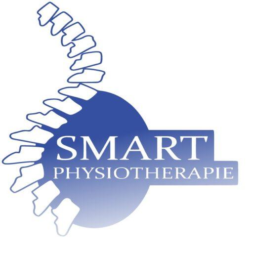 Das Logo unserer Smart Physiotherapie. Wir betreuen sie qualifiziert für Manuelle Therapie, Lymphdrainage, Krankengymnastik, Krankengymnastik am Gerät, PNF, Sportphysiotherapie, uvm. Unsere Praxisräume finden Sie Am Pestalozziring 1, 91058 Erlangen.